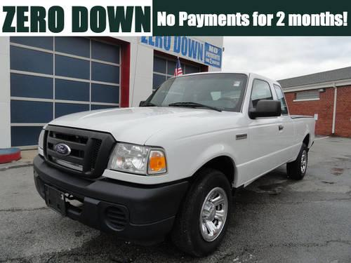 2008 Ford Ranger Extended Cab Pickup for Sale in