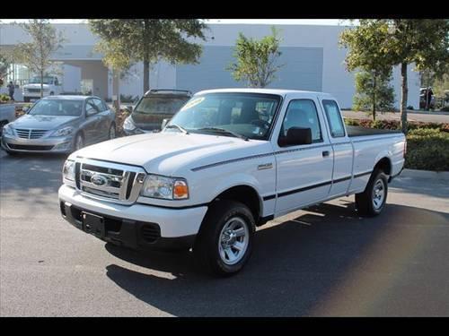 Jenkins Hyundai Of Leesburg >> 2008 Ford Ranger Extended Cab Pickup - Short Bed XLT for ...