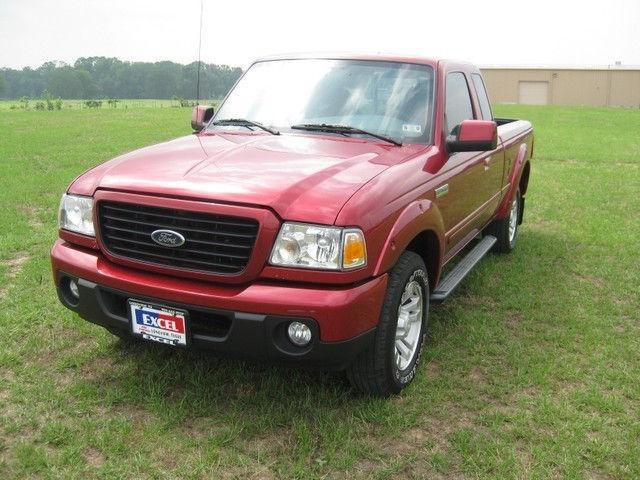 2008 Ford Ranger Sport 2008 Ford Ranger Sport Car For