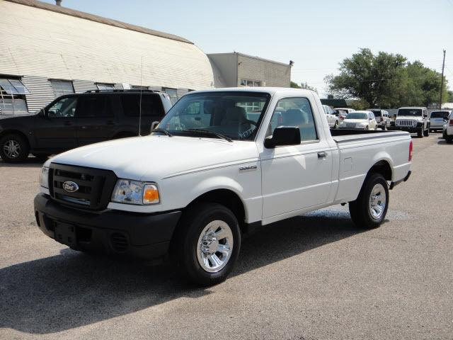 2008 ford ranger xl for sale in ada oklahoma classified. Black Bedroom Furniture Sets. Home Design Ideas