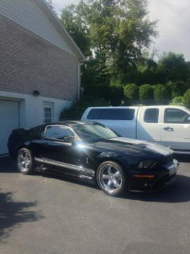 2008 ford shelby gt500 for sale in fleetwood pennsylvania classified. Black Bedroom Furniture Sets. Home Design Ideas