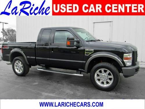 2008 ford super duty f 250 srw extended cab pickup fx4 for sale in findlay ohio classified. Black Bedroom Furniture Sets. Home Design Ideas