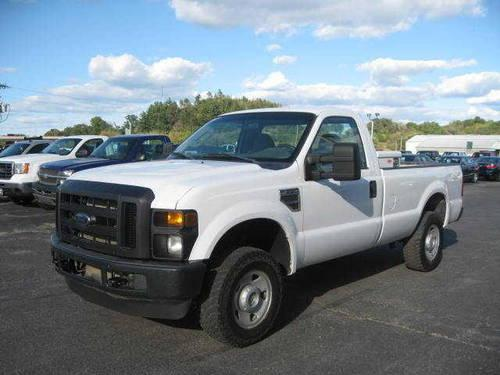 2008 ford super duty f 250 srw pickup for sale in bangor wisconsin classified. Black Bedroom Furniture Sets. Home Design Ideas