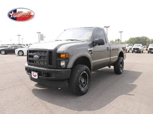 2008 ford super duty f 250 srw pickup truck 4wd reg cab 137 xl for sale in mount pleasant. Black Bedroom Furniture Sets. Home Design Ideas