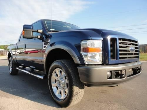2008 ford super duty f 250 srw pickup truck crew cab 4x4 lariat for sale in guthrie north. Black Bedroom Furniture Sets. Home Design Ideas