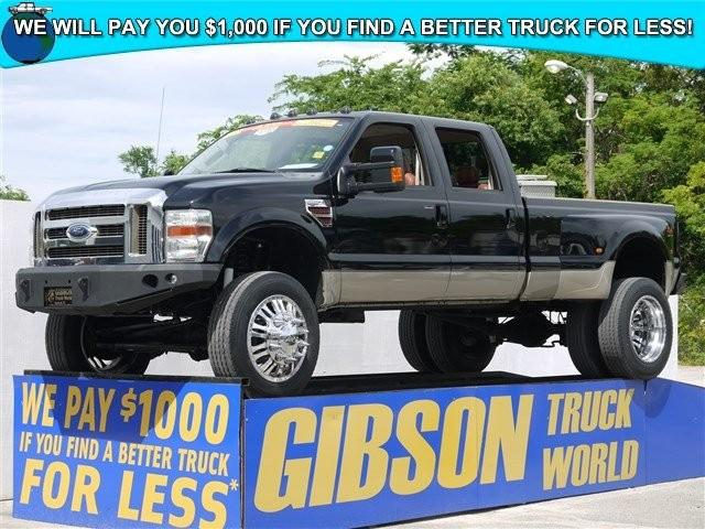 2008 ford super duty f 350 drw 4wd crew cab 172 king ranch. Black Bedroom Furniture Sets. Home Design Ideas
