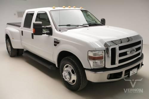 2008 ford super duty f 350 drw pickup truck lariat crew cab 2wd for sale in vernon texas. Black Bedroom Furniture Sets. Home Design Ideas