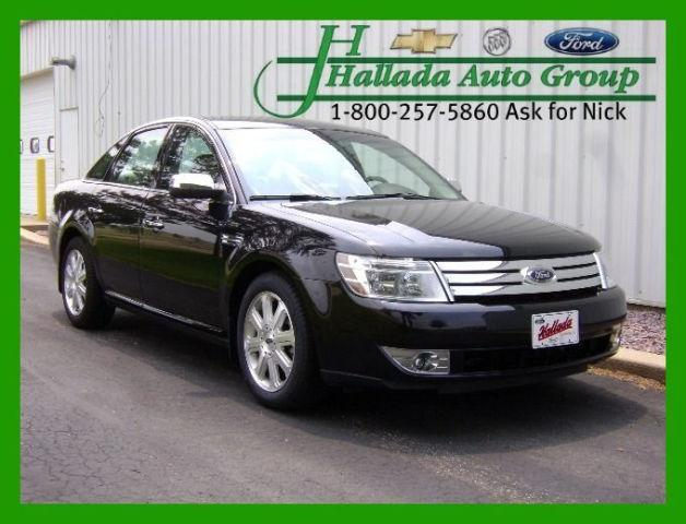 2008 Ford Taurus Limited For Sale In Dodgeville Wisconsin