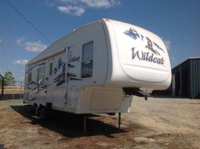 2008 Forest River Wildcat Fifth Wheel Model 28RKBS for  : 2008 forest river wildcat fifth wheel model 28rkbs americanlisted43341019 from goldsboro-nc.americanlisted.com size 640 x 477 jpeg 52kB