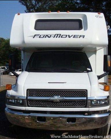 2008 Four Winds Fun Mover Diesel Toy Hauler 37 Extended Warranty