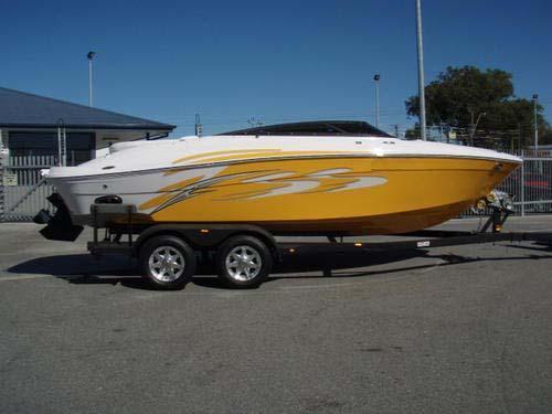 2008 Four Winns 210 Horizon SS