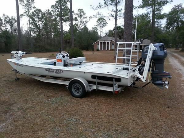 2008 Gator Trax bay boat - for Sale in Crawfordville ...