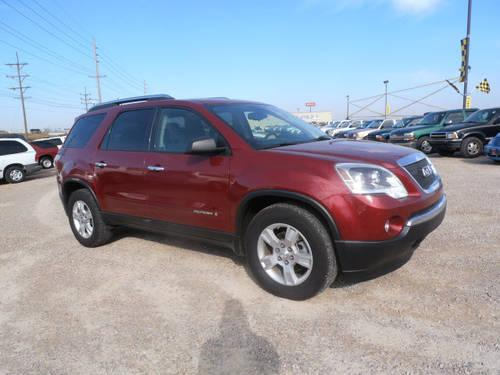 2008 gmc acadia for sale in arnold missouri classified. Black Bedroom Furniture Sets. Home Design Ideas