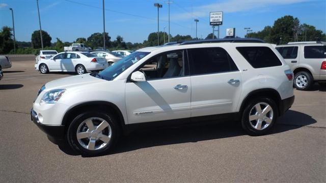 2008 gmc acadia slt 2 for sale in batesville mississippi classified. Black Bedroom Furniture Sets. Home Design Ideas