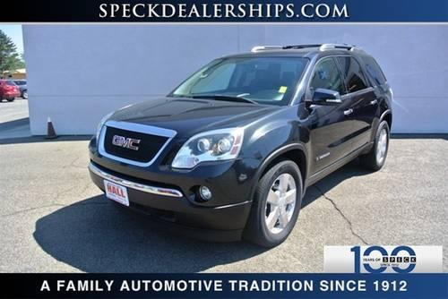 2008 Gmc Acadia Suv Slt 1 For Sale In North Prosser