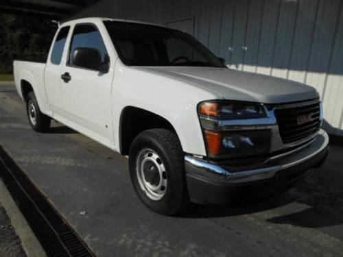 2008 gmc canyon 4d extended cab sle1 for sale in lake city. Black Bedroom Furniture Sets. Home Design Ideas