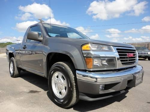 2008 gmc canyon pickup truck reg cab 2wd for sale in. Black Bedroom Furniture Sets. Home Design Ideas