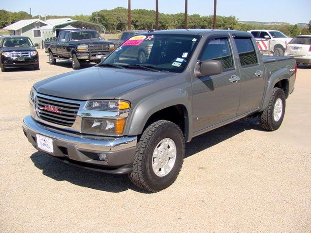 2008 gmc canyon sle for sale in fredericksburg texas. Black Bedroom Furniture Sets. Home Design Ideas