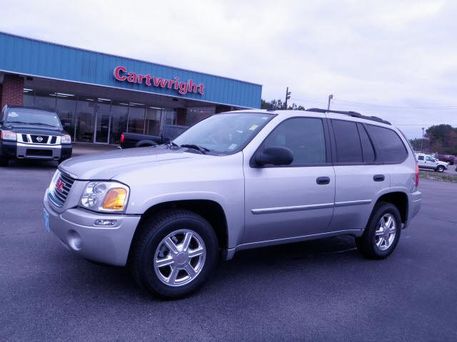 2008 gmc envoy slt for sale in booneville mississippi classified. Black Bedroom Furniture Sets. Home Design Ideas