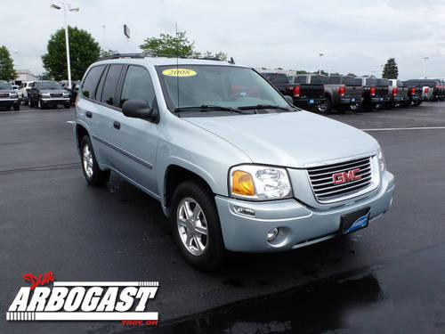 2008 gmc envoy suv sle for sale in troy ohio classified. Black Bedroom Furniture Sets. Home Design Ideas