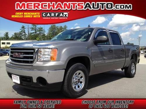 2008 gmc sierra 1500 crew cab 4x4 sle 4x4 for sale in manchester new hampshire classified. Black Bedroom Furniture Sets. Home Design Ideas