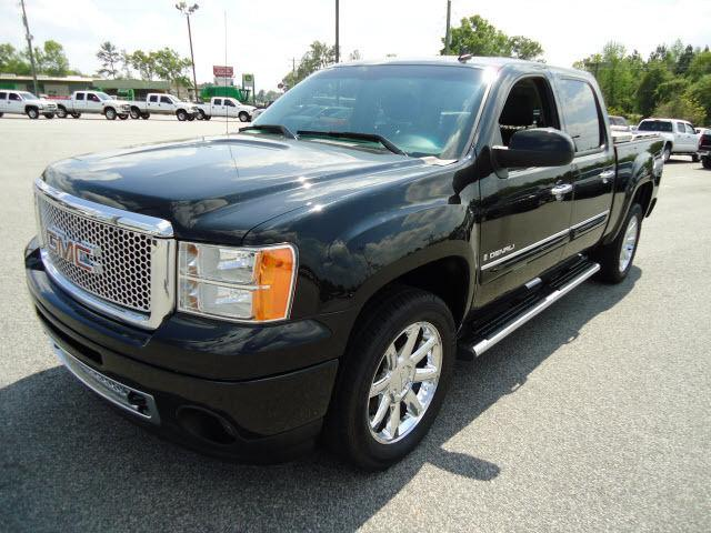 2008 gmc sierra 1500 denali crew cab for sale in hazlehurst georgia classified. Black Bedroom Furniture Sets. Home Design Ideas