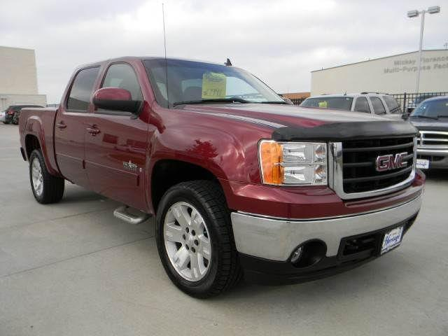 2008 gmc sierra 1500 sle for sale in rockwall texas classified. Black Bedroom Furniture Sets. Home Design Ideas