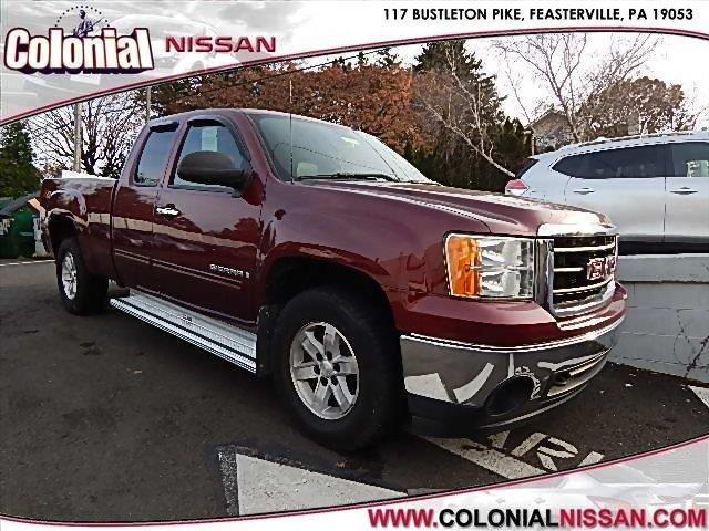 2008 GMC Sierra 1500 SLE1 4WD SLE1 4dr Extended Cab 6.5