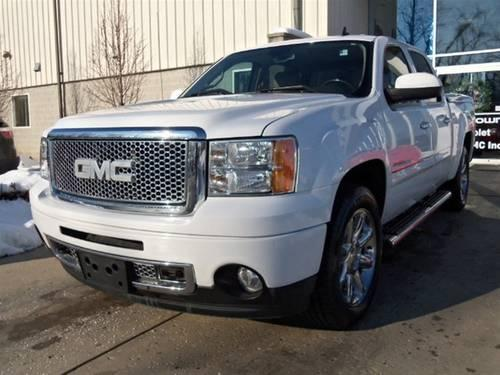 2008 gmc sierra 1500 truck denali for sale in delaware ohio classified. Black Bedroom Furniture Sets. Home Design Ideas