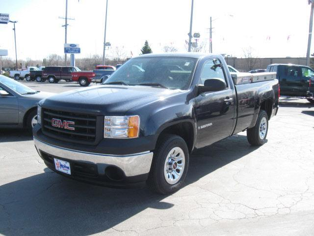 2008 gmc sierra 1500 work truck for sale in brillion wisconsin classified. Black Bedroom Furniture Sets. Home Design Ideas