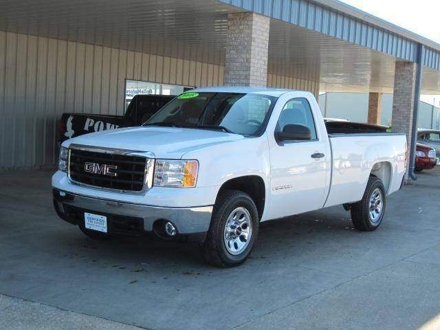 2008 gmc sierra 1500 work truck for sale in pella iowa classified. Black Bedroom Furniture Sets. Home Design Ideas