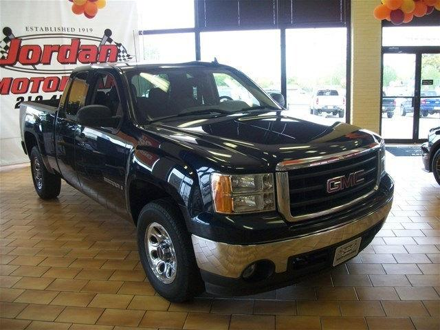 2008 gmc sierra 1500 work truck for sale in universal city for Sierra motors san antonio tx