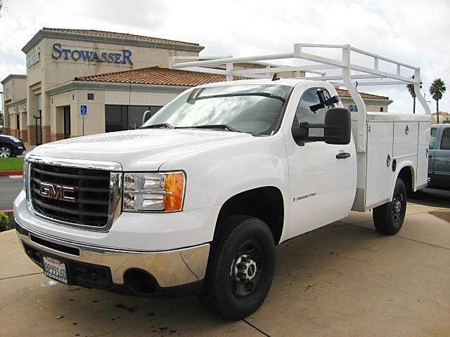 2008 GMC Sierra 2500 H/D for Sale in Santa Maria ...