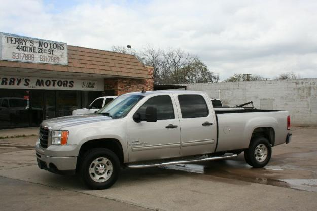 2008 gmc sierra 2500hd 2wd crew cab 153 work truck for sale in haltom city texas classified. Black Bedroom Furniture Sets. Home Design Ideas
