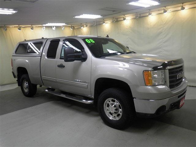 2008 GMC Sierra 2500HD SLE1 4WD SLE1 4dr Extended Cab