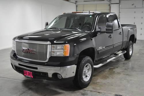 2008 gmc sierra 2500hd truck crew cab for sale in kellogg idaho classified. Black Bedroom Furniture Sets. Home Design Ideas