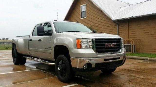 2008 gmc sierra 3500 dually 6 6l 4wd for sale in houston texas classified. Black Bedroom Furniture Sets. Home Design Ideas
