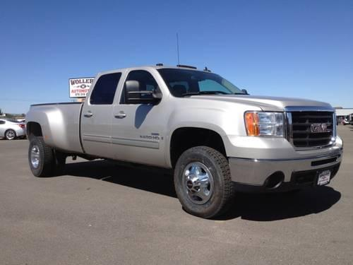 2008 gmc sierra 3500hd crew cab pickup drw slt for sale in colona colorado classified. Black Bedroom Furniture Sets. Home Design Ideas