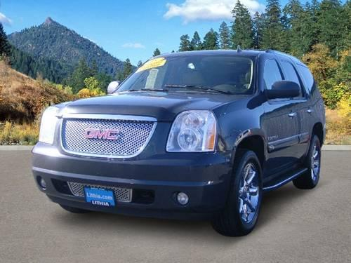 2008 Gmc Yukon All Wheel Drive Denali Denali For Sale In