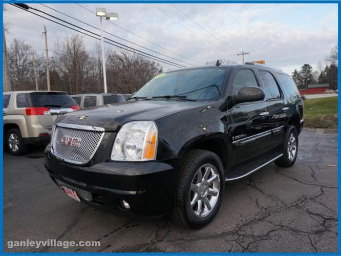 2008 gmc yukon denali awd denali 4dr suv for sale in concord ohio classified. Black Bedroom Furniture Sets. Home Design Ideas