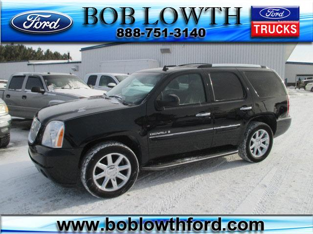 2008 gmc yukon denali bemidji mn for sale in bemidji. Black Bedroom Furniture Sets. Home Design Ideas