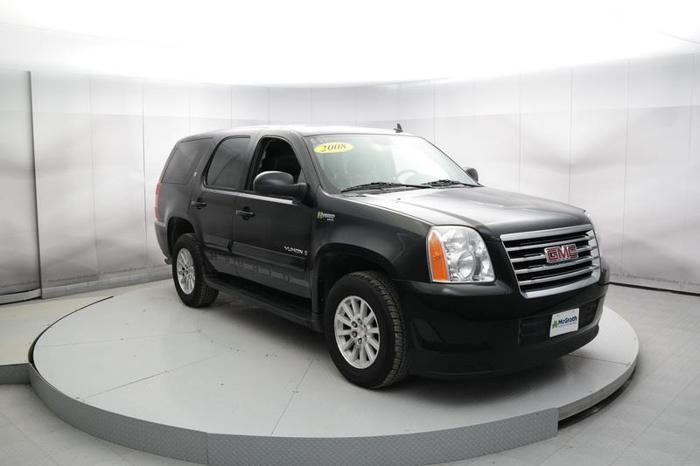 2008 gmc yukon hybrid 4x4 hybrid 4dr suv for sale in dubuque iowa classified. Black Bedroom Furniture Sets. Home Design Ideas