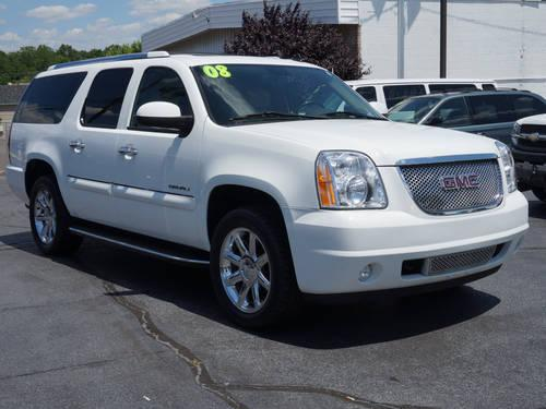 2008 gmc yukon xl 1500 suv denali for sale in hulmeville pennsylvania classified. Black Bedroom Furniture Sets. Home Design Ideas