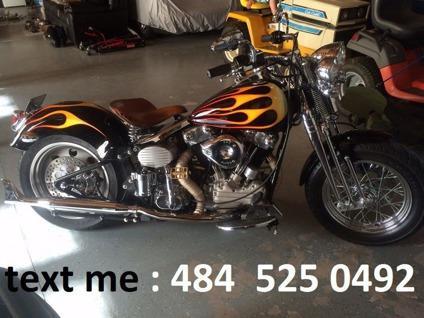 Harley Front Suspension