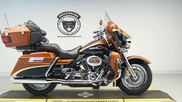 2008 Harley-Davidson CVO Screamin' Eagle Ultra Classic