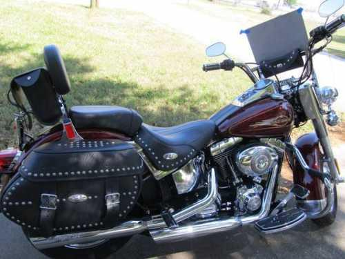 2008 Harley Davidson Heritage Softail In New Smyrna Beach Fl For