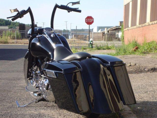 2008 harley davidson road king custom for sale in kalamazoo michigan classified. Black Bedroom Furniture Sets. Home Design Ideas