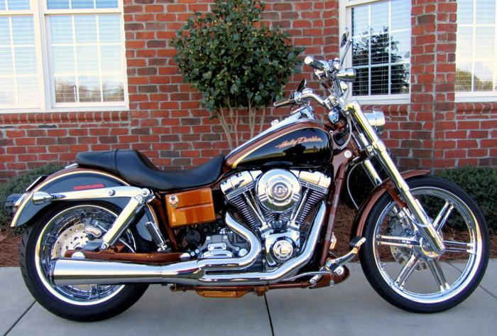 2008 Harley Davidson Screamin Eagle Dyna CVO