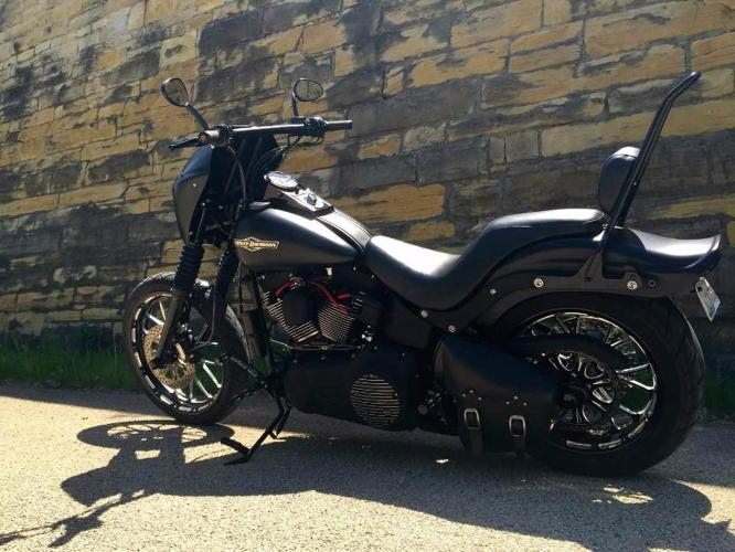 2008 Harley Davidson Softail Night Train For Sale In