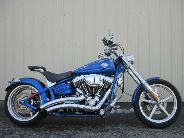 2008 Harley-Davidson Softail Rocker C